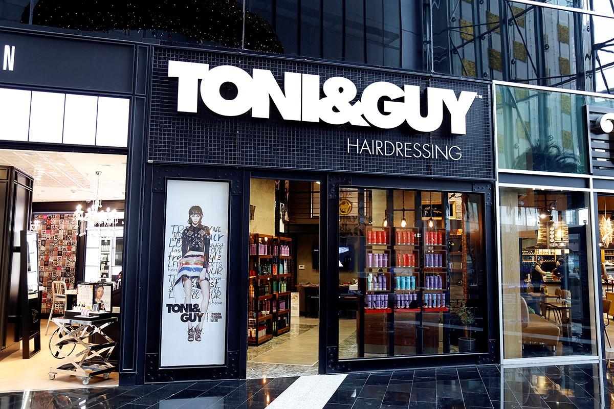 Ankara - Toni Guy