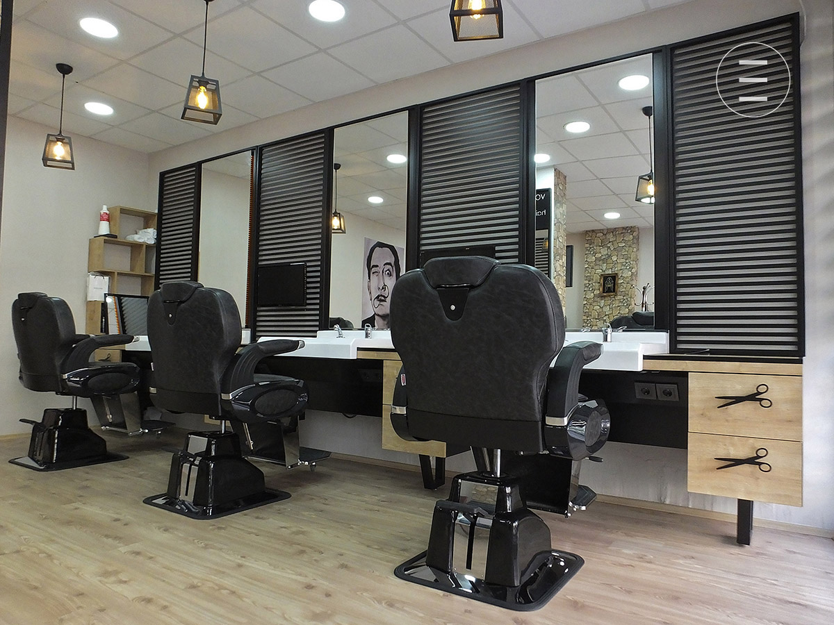 BURSA - Şükrü Sıkçalı Barbers Clup