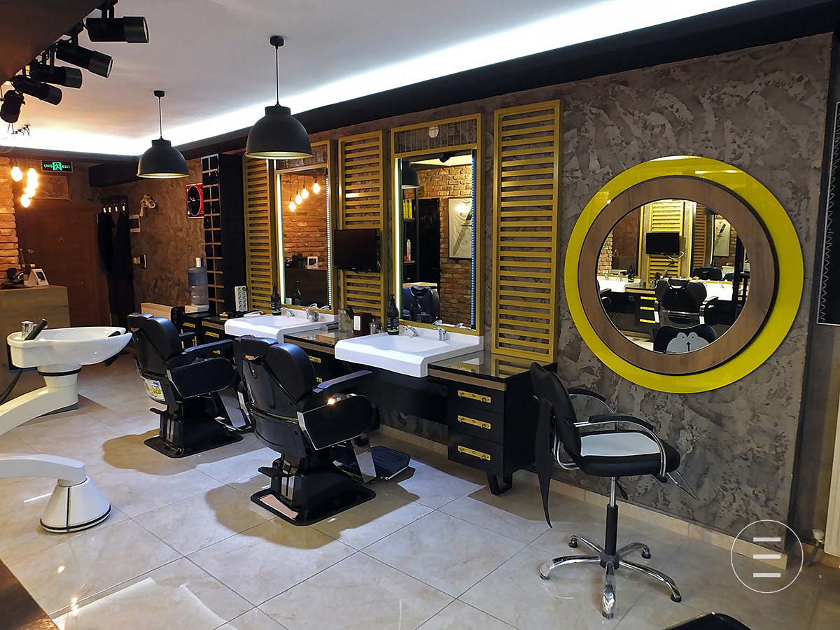 Bursa - Metin EREN Barbers Club