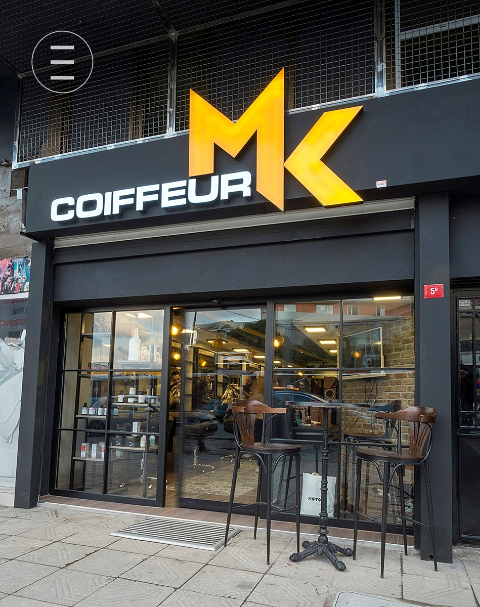 Istanbul - MK Coiffeur
