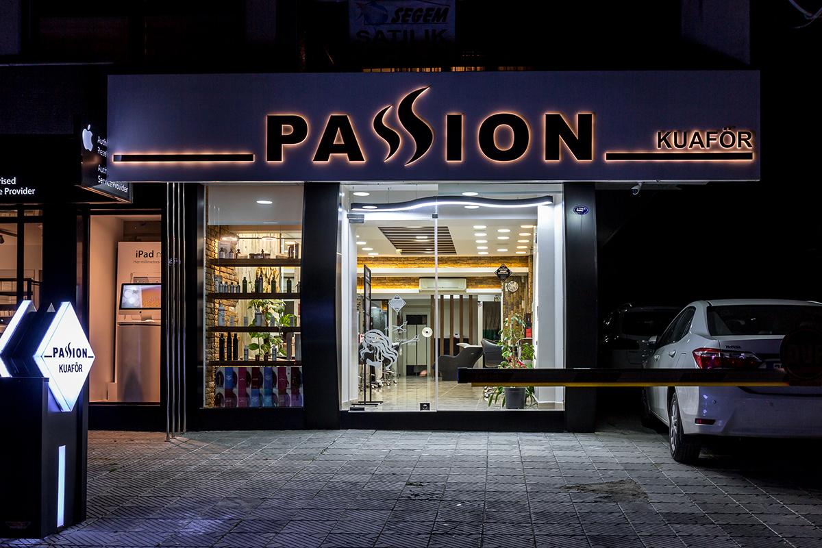 İzmir - Passion Kuaför