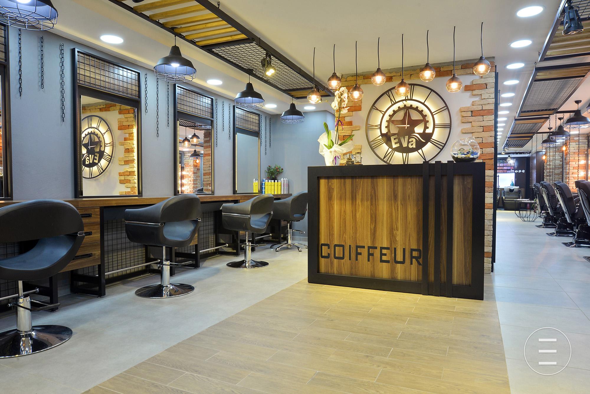 İzmir - Eva Hair Makeup Saloon