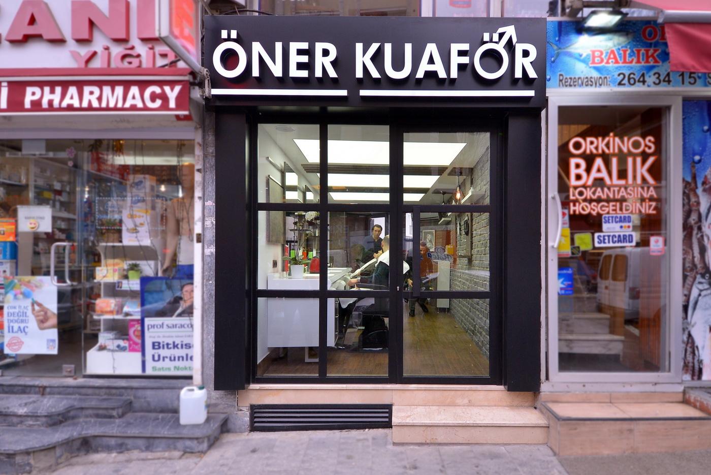 İstanbul - Öner Kuaför