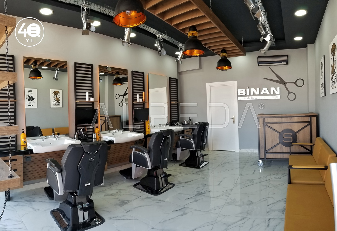 Bursa - Sinan Barber Club