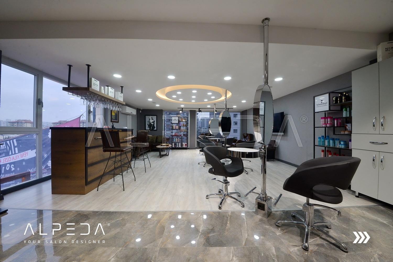 Alpeda Salon Furniture | Limousine Design | HK Park