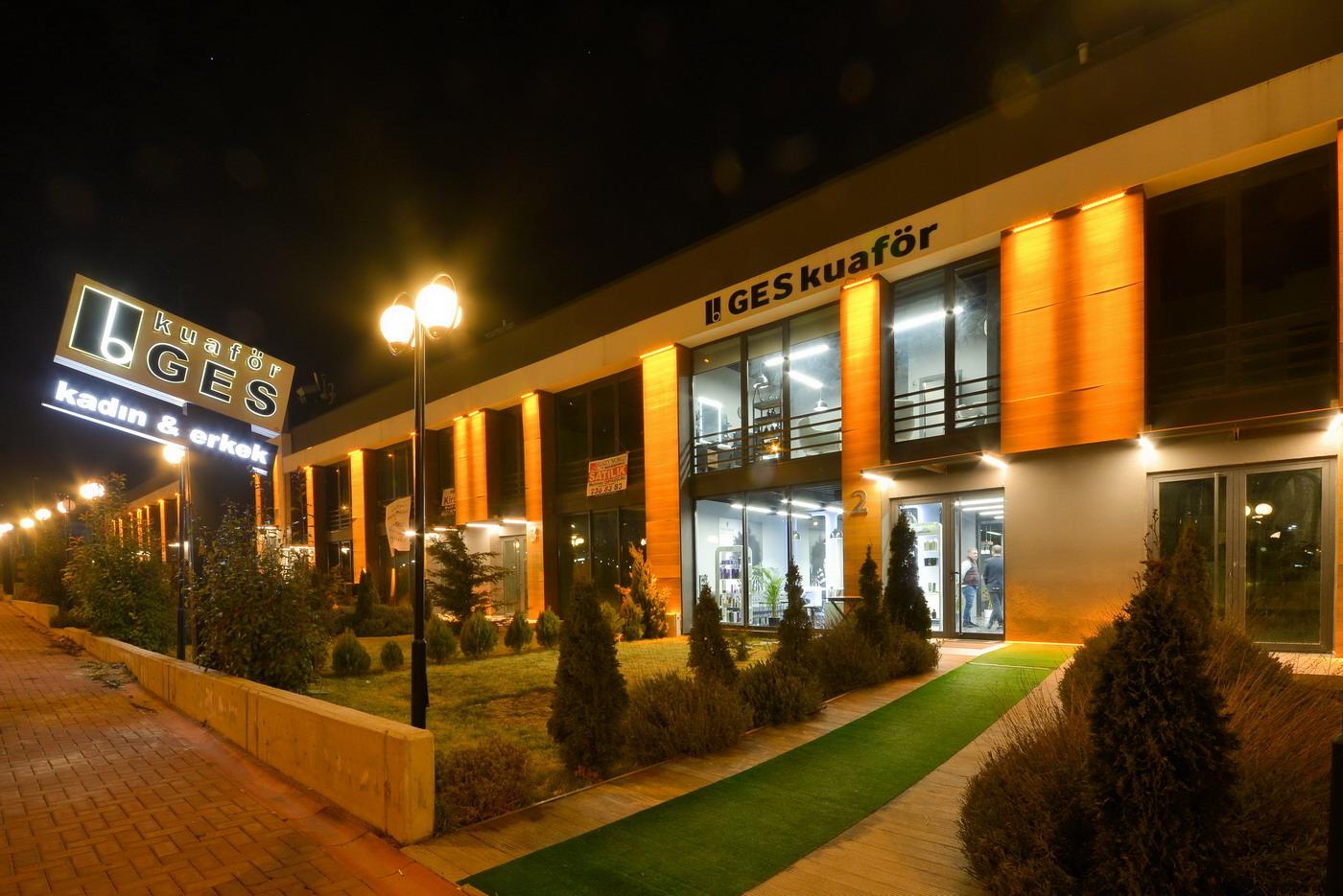 Ankara - GES Kuaför