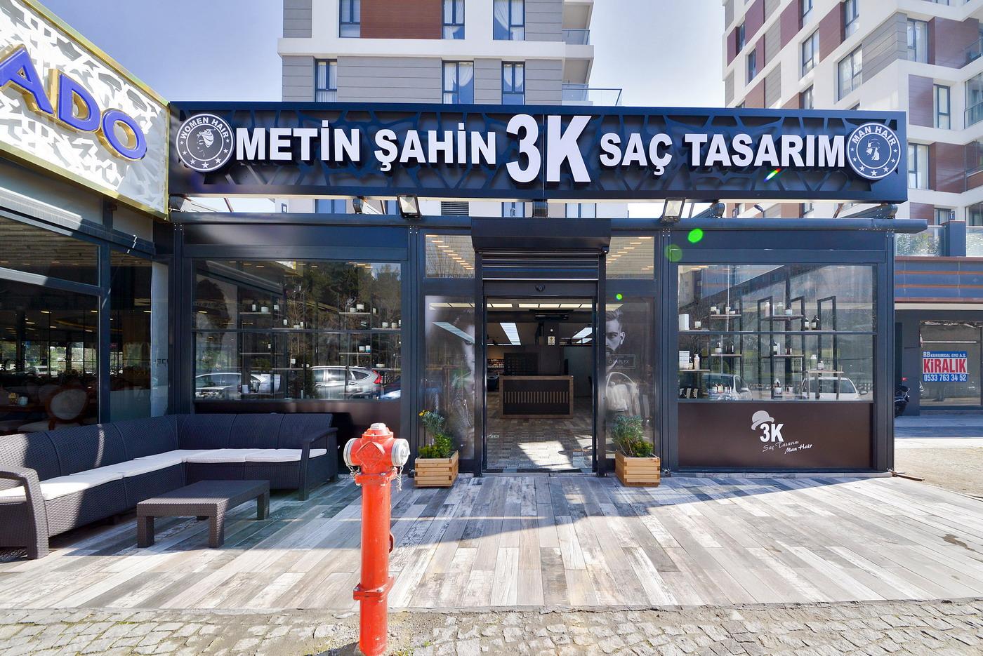İstanbul - 3K West Side