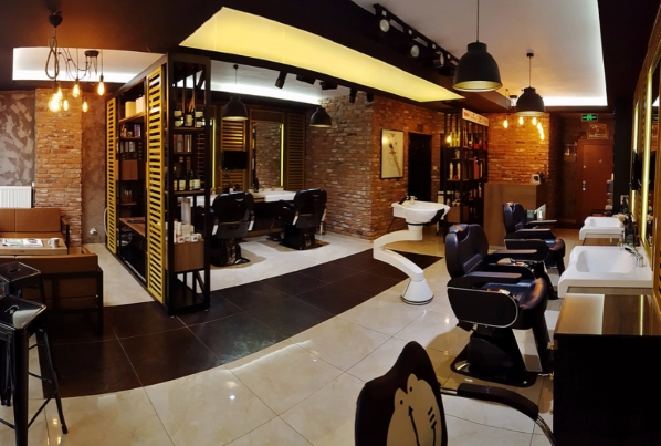 Bursa - Metin EREN Barbers Club
