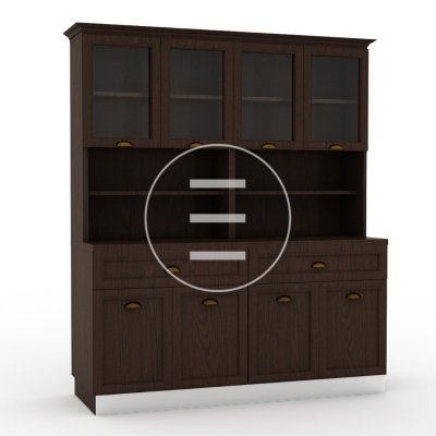 CLASSIC DOUBLE CABINET